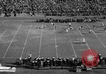 Image of Football game of Carnegie Mellon versus Pittsburgh Pittsburgh Pennsylvania USA, 1938, second 16 stock footage video 65675049467