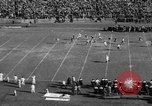 Image of Football game of Carnegie Mellon versus Pittsburgh Pittsburgh Pennsylvania USA, 1938, second 18 stock footage video 65675049467