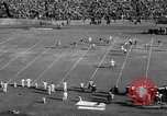 Image of Football game of Carnegie Mellon versus Pittsburgh Pittsburgh Pennsylvania USA, 1938, second 19 stock footage video 65675049467