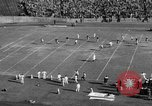 Image of Football game of Carnegie Mellon versus Pittsburgh Pittsburgh Pennsylvania USA, 1938, second 20 stock footage video 65675049467