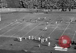 Image of Football game of Carnegie Mellon versus Pittsburgh Pittsburgh Pennsylvania USA, 1938, second 21 stock footage video 65675049467