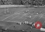 Image of Football game of Carnegie Mellon versus Pittsburgh Pittsburgh Pennsylvania USA, 1938, second 22 stock footage video 65675049467