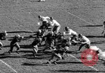 Image of Football game of Carnegie Mellon versus Pittsburgh Pittsburgh Pennsylvania USA, 1938, second 26 stock footage video 65675049467