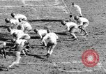 Image of Football game of Carnegie Mellon versus Pittsburgh Pittsburgh Pennsylvania USA, 1938, second 36 stock footage video 65675049467