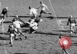 Image of Football game of Carnegie Mellon versus Pittsburgh Pittsburgh Pennsylvania USA, 1938, second 39 stock footage video 65675049467