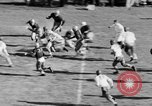 Image of Football game of Carnegie Mellon versus Pittsburgh Pittsburgh Pennsylvania USA, 1938, second 43 stock footage video 65675049467