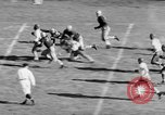 Image of Football game of Carnegie Mellon versus Pittsburgh Pittsburgh Pennsylvania USA, 1938, second 44 stock footage video 65675049467