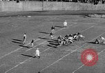 Image of Football game of Carnegie Mellon versus Pittsburgh Pittsburgh Pennsylvania USA, 1938, second 50 stock footage video 65675049467