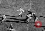 Image of Football game of Carnegie Mellon versus Pittsburgh Pittsburgh Pennsylvania USA, 1938, second 56 stock footage video 65675049467