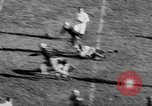 Image of Football game of Carnegie Mellon versus Pittsburgh Pittsburgh Pennsylvania USA, 1938, second 57 stock footage video 65675049467