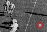 Image of Football game of Carnegie Mellon versus Pittsburgh Pittsburgh Pennsylvania USA, 1938, second 62 stock footage video 65675049467