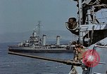 Image of United states warship Italy, 1944, second 23 stock footage video 65675049833