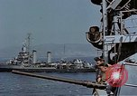 Image of United states warship Italy, 1944, second 28 stock footage video 65675049833