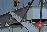 Image of United states warship Italy, 1944, second 55 stock footage video 65675049833