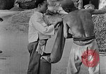 Image of bean cakes China, 1938, second 9 stock footage video 65675050390