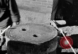 Image of bean cakes China, 1938, second 59 stock footage video 65675050390