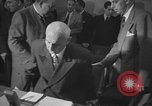 Image of Mohammad Mosaddeq New York United States USA, 1951, second 25 stock footage video 65675050618