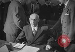 Image of Mohammad Mosaddeq New York United States USA, 1951, second 26 stock footage video 65675050618