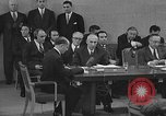 Image of Mohammad Mosaddeq New York United States USA, 1951, second 56 stock footage video 65675050618