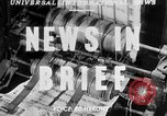 Image of train collision Austria, 1951, second 1 stock footage video 65675050620