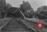Image of train collision Austria, 1951, second 8 stock footage video 65675050620