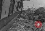 Image of train collision Austria, 1951, second 13 stock footage video 65675050620