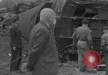 Image of train collision Austria, 1951, second 17 stock footage video 65675050620