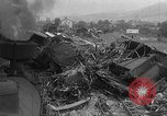 Image of train collision Austria, 1951, second 21 stock footage video 65675050620