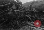 Image of train collision Austria, 1951, second 22 stock footage video 65675050620