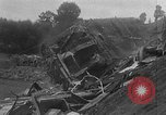 Image of train collision Austria, 1951, second 27 stock footage video 65675050620