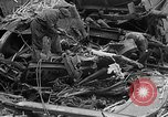 Image of train collision Austria, 1951, second 34 stock footage video 65675050620