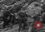 Image of train collision Austria, 1951, second 42 stock footage video 65675050620