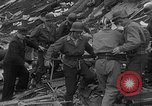 Image of train collision Austria, 1951, second 43 stock footage video 65675050620