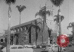 Image of Ralph Kiner and Nancy Chaffee Santa Barbara California USA, 1951, second 15 stock footage video 65675050621
