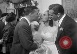 Image of Ralph Kiner and Nancy Chaffee Santa Barbara California USA, 1951, second 17 stock footage video 65675050621