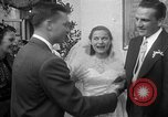 Image of Ralph Kiner and Nancy Chaffee Santa Barbara California USA, 1951, second 20 stock footage video 65675050621