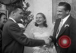 Image of Ralph Kiner and Nancy Chaffee Santa Barbara California USA, 1951, second 21 stock footage video 65675050621