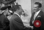 Image of Ralph Kiner and Nancy Chaffee Santa Barbara California USA, 1951, second 25 stock footage video 65675050621