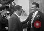 Image of Ralph Kiner and Nancy Chaffee Santa Barbara California USA, 1951, second 27 stock footage video 65675050621