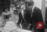 Image of Ralph Kiner and Nancy Chaffee Santa Barbara California USA, 1951, second 30 stock footage video 65675050621