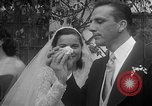 Image of Ralph Kiner and Nancy Chaffee Santa Barbara California USA, 1951, second 34 stock footage video 65675050621