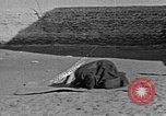 Image of Muslims performing namaz (Salat) Delhi India, 1936, second 38 stock footage video 65675050628