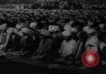 Image of Muslims performing namaz (Salat) Delhi India, 1936, second 44 stock footage video 65675050628