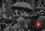 Image of Shia Muslims commemorate death of Ali, Mohammed's son-in-law India, 1936, second 15 stock footage video 65675050629