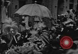 Image of Shia Muslims commemorate death of Ali, Mohammed's son-in-law India, 1936, second 19 stock footage video 65675050629