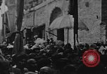 Image of Shia Muslims commemorate death of Ali, Mohammed's son-in-law India, 1936, second 22 stock footage video 65675050629