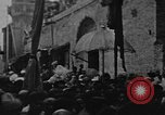 Image of Shia Muslims commemorate death of Ali, Mohammed's son-in-law India, 1936, second 23 stock footage video 65675050629