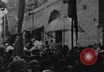 Image of Shia Muslims commemorate death of Ali, Mohammed's son-in-law India, 1936, second 24 stock footage video 65675050629