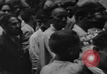 Image of Shia Muslims commemorate death of Ali, Mohammed's son-in-law India, 1936, second 46 stock footage video 65675050629