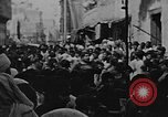 Image of Shia Muslims commemorate death of Ali, Mohammed's son-in-law India, 1936, second 51 stock footage video 65675050629